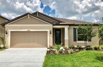 4902 111TH Terrace E, Parrish, FL 34219 - #: T2933717