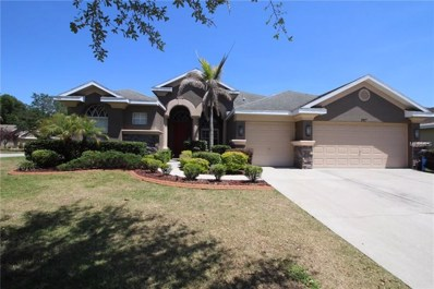 1907 Rutherford Drive, Dover, FL 33527 - #: T3101885