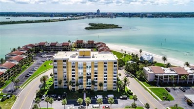 855 Bayway Boulevard UNIT 503, Clearwater Beach, FL 33767 - #: T3109032