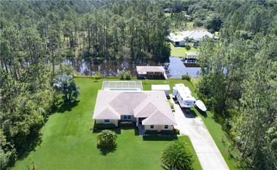 6813 Amaryllis Drive S, Indian Lake Estates, FL 33855 - #: T3112299