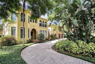 3012 W Hawthorne Road, Tampa, FL 33611 - #: T3120261