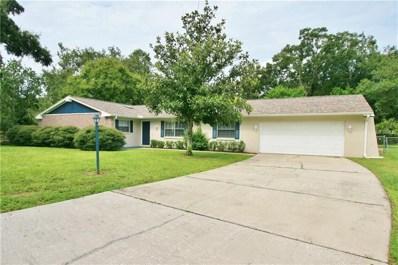 610 Ashcroft Drive, Brandon, FL 33511 - #: T3123491