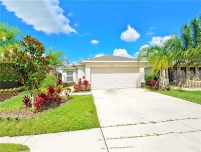 15413 Lost Creek Lane, Ruskin, FL 33573 - #: T3128899