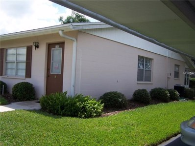 402 Dorchester Place UNIT 33, Sun City Center, FL 33573 - #: T3129029