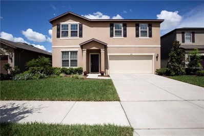 3018 Winglewood Circle, Lutz, FL 33558 - #: T3129352