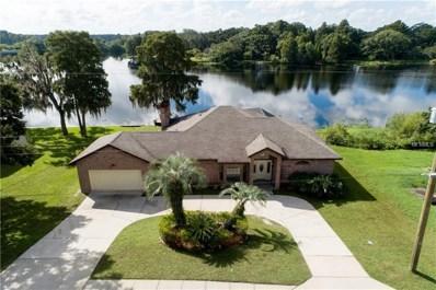5411 Riverhills Drive, Temple Terrace, FL 33617 - #: T3129564