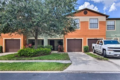 2441 Hibiscus Bay Lane, Brandon, FL 33511 - #: T3130035