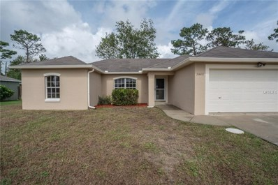 2440 Treehaven Drive, Deltona, FL 32738 - #: T3136279