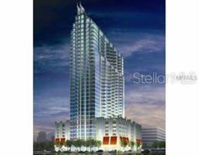 777 N Ashley Drive UNIT 808, Tampa, FL 33602 - #: T3136417