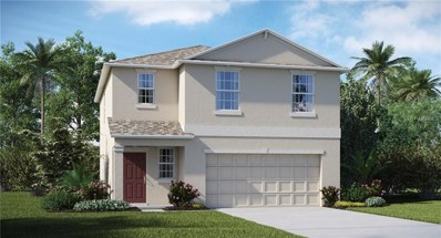 15628 Greenleaf Bay Street, Ruskin, FL 33573 - #: T3138613