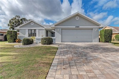 2010 El Rancho Drive, Sun City Center, FL 33573 - #: T3139206