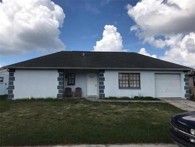 8425 Redfield Drive, Port Richey, FL 34668 - #: T3139885