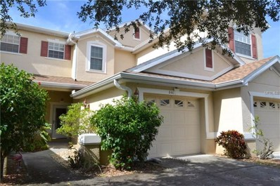646 Spring Lake Circle, Tarpon Springs, FL 34688 - #: T3140911