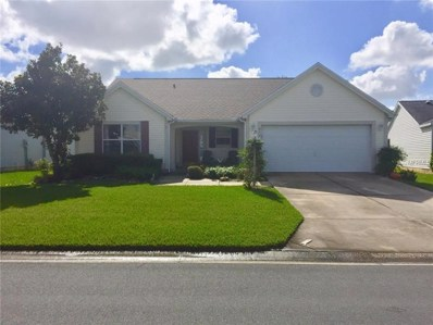 812 Ramos Drive, The Villages, FL 32159 - #: T3141481