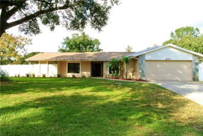 407 Dennison Road, Lutz, FL 33548 - #: T3141533