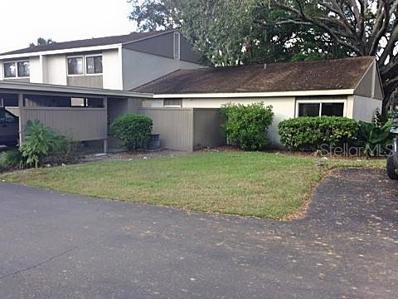 7940 Pine Drive UNIT 41, Temple Terrace, FL 33637 - #: T3141720
