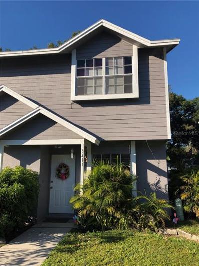 3411 Arbor Oaks Court UNIT 3411, Tampa, FL 33614 - #: T3142062