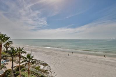 19130 Gulf Boulevard UNIT V-7, Indian Shores, FL 33785 - #: T3142545