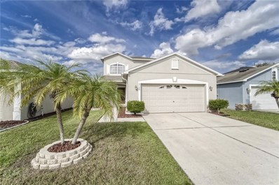 8148 Canterbury Lake Boulevard, Tampa, FL 33619 - #: T3143925