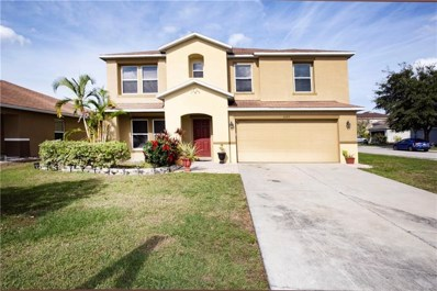 2495 Brownwood Drive, Mulberry, FL 33860 - #: T3146161