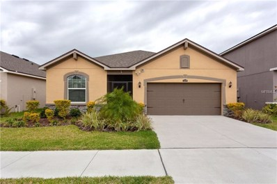 12370 Streambed Drive, Riverview, FL 33579 - #: T3159530