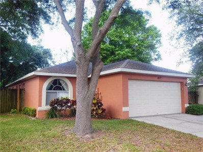 1417 Mohrlake Drive, Brandon, FL 33511 - #: T3169032