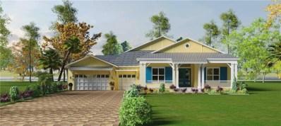 8336 Woodleaf Boulevard, Wesley Chapel, FL 33544 - #: T3172627