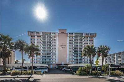 675 S Gulfview Boulevard UNIT 508, Clearwater Beach, FL 33767 - #: U7842527