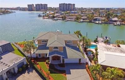 17 Island Drive, Treasure Island, FL 33706 - #: U7846146