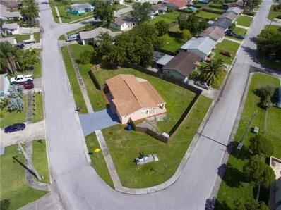 3237 Jackson Drive, Holiday, FL 34691 - #: U8006765