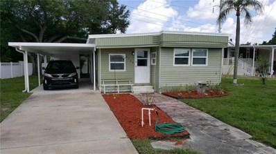 6724 Americana Drive NE UNIT 181, St Petersburg, FL 33702 - #: U8007254