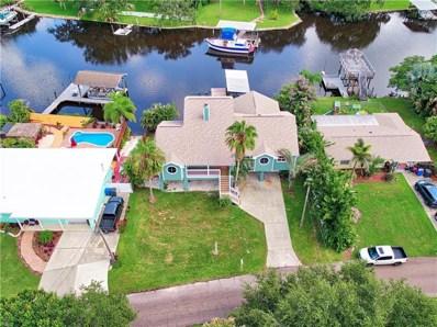 9212 River Cove Drive, Riverview, FL 33578 - #: U8010523