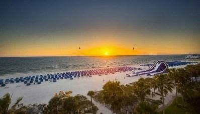 5500 Gulf Boulevard UNIT 7215, St Pete Beach, FL 33706 - #: U8010744