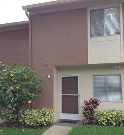189 114TH Avenue NE UNIT 189, St Petersburg, FL 33716 - #: U8011232