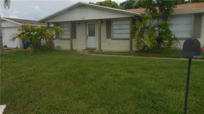3542 Seffner Drive, Holiday, FL 34691 - #: U8011577
