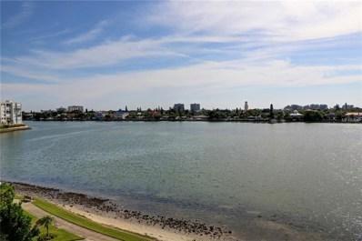 8000 Sailboat Key Boulevard S UNIT 301, St Pete Beach, FL 33707 - #: U8011579