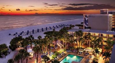 5500 Gulf Boulevard UNIT 4246, St Pete Beach, FL 33706 - #: U8013477