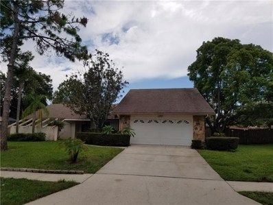 1256 Ridgegrove Drive S, Palm Harbor, FL 34683 - #: U8013992