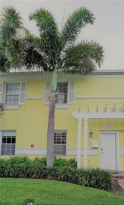 5246 Beach Drive SE, St Petersburg, FL 33705 - #: U8014087