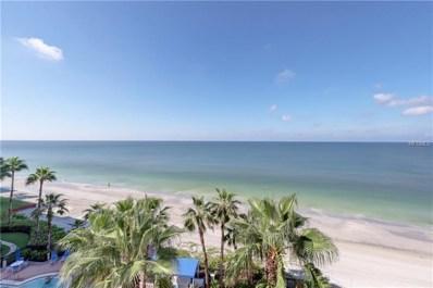 16500 Gulf Boulevard UNIT 654, North Redington Beach, FL 33708 - #: U8016287