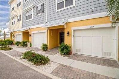 6089 Moorings Drive S, St Petersburg, FL 33712 - #: U8016935