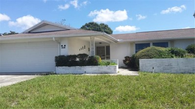 3706 Yellowbird Drive, New Port Richey, FL 34652 - #: U8017458