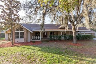 1055 Riverside Ridge Road, Tarpon Springs, FL 34688 - #: U8018020