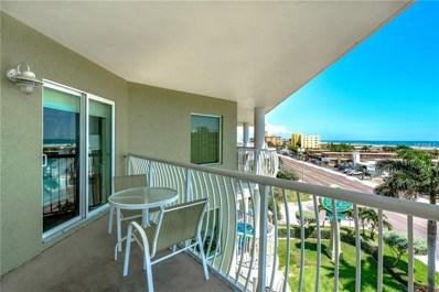 11605 Gulf Boulevard UNIT 503, Treasure Island, FL 33706 - #: U8018190