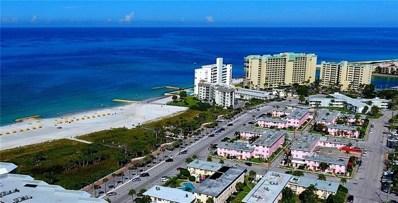 6800 Sunset Way UNIT 605, St Pete Beach, FL 33706 - #: U8018326