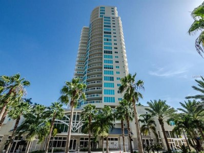 180 Beach Drive NE UNIT 2402, St Petersburg, FL 33701 - #: U8018332