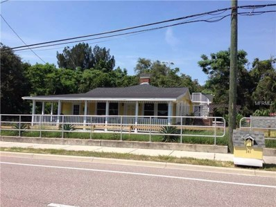 141 E Klosterman Road, Tarpon Springs, FL 34689 - #: U8018759