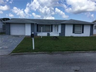 11211 Yellowwood Lane, Port Richey, FL 34668 - #: U8018886