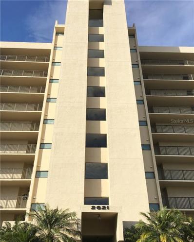 2621 Cove Cay Drive UNIT 402, Clearwater, FL 33760 - #: U8018996