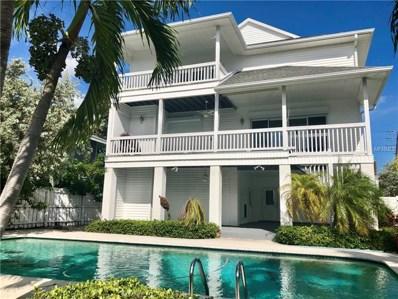 4100 Belle Vista Drive, St Pete Beach, FL 33706 - #: U8023186